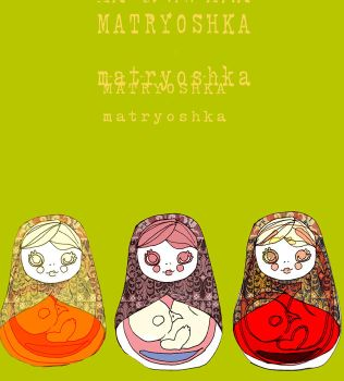 nesting dolls by aeater