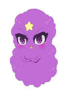 Chibi Lumpy Space Princess by YorozuyaHaruChan