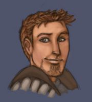 DA - Happy Alistair by PhoenixFuryBane