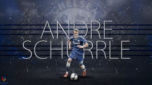 416. Andre Schurrle by RGB7