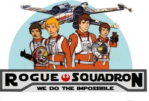 Rogue Squadron by Darkliss