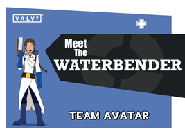 Meet the Waterbender by Pugthug