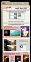 Tutorial - LENS FLARES by Sheridan-J