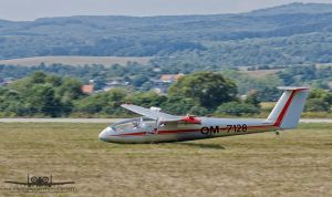 Let L-23 Super Blanik OM-7128 by Thunderbolt120