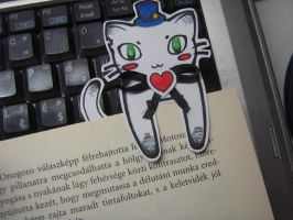 bookmark by michiyo-dolly