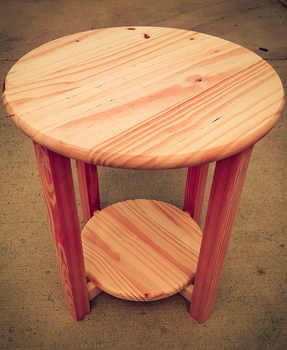End Table 4 by Hearte42