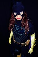 Batgirl Cosplay - New suit, kind of... by ozbattlechick