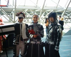 D.Gray-Man - Group one by Shiroyuki9