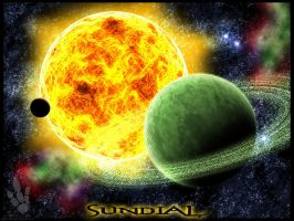 Sundial by TyRivin