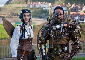 steampunk cospro iiii by cosplayoverlord