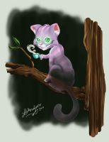 Aimee's Cheshire Cat by ArbitraryJane