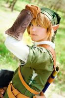 The Legend of Zelda - Link TP 03 by JustBeFriend
