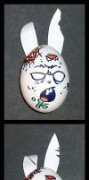 Zombie Easter Eggs by mantarosan