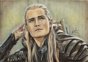 Legolas by FridaG
