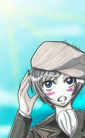 ToI : Luca and a hat 8D by Ariall
