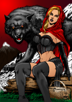 red riding hood by XxXDASXxX