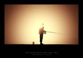 The Old Man And The Sea by chilouX