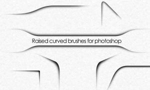 Curved shadow brushes by cLuddy