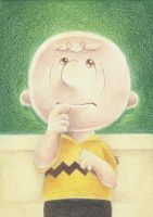 Charlie Brown [Series Thoughtful Children] by lucasgms
