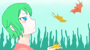 Minami_and_Autumn_leaves by ZuperZora89