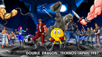 Pacman Fanfic - Double Dragon 1987. by Atariboy2600