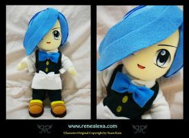 Cress by renealexa-plushie
