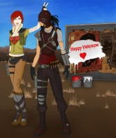 Borderlands: Happy Valentine by GunGoat
