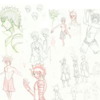 Sketch Dump! by Asparticus