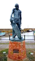 The Ancient Mariner by sags