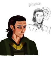 Think different, be Loki by acidbetta