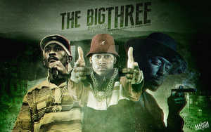 The Big Three by ManiaGraphic