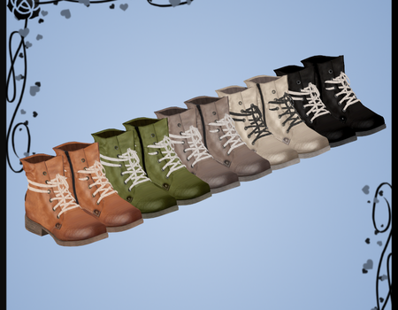 Rieker Boots DOWNLOAD by Reseliee