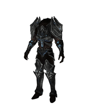 XPS and MMD TES V mods: TERA's Highelf armor male by Tokami-Fuko