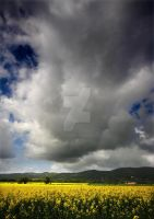 Clouds over Malvern by DL-Photography