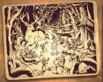 Sotobosque01 by Dr-Stain