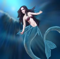 Tios Siren by DmSexyRed