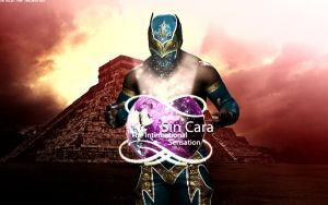 Sin Cara Wallpapers by Mr-Enjoy