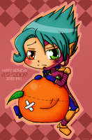 Geass :: An Orange Birthday 09 by Ameyh