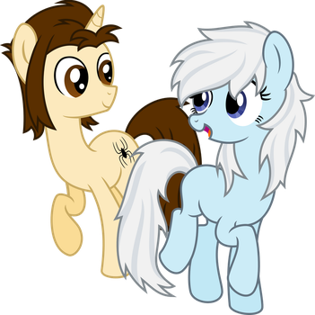 [COM] Cat Mare and Peter by Kamyk962