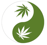 .:Marijuana Yin Yang:. Border by Bacoben