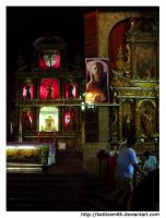 altar paete by battlesmith