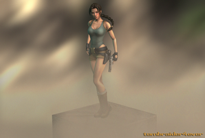 The real Lara Croft by tombraider4ever