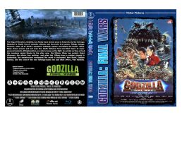 Godzilla: Final Wars (2004) custom cover by GrandKeizerGhidorah