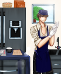 AoH- Sushi Bar [Kitchen] by T-O-S-S