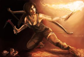 Tomb Raider: Reborn by WikiMia