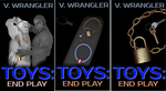 Toys, book 3: End Play (all covers) by vwrangler