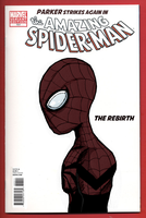 The Amazing Spider Man #701 cover by Elayez