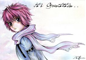 It's Gravitation by AGflower