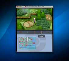 Project Pokemon SolarRuby First Screenshot! by hyo-oppa