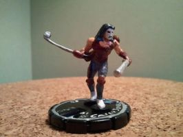 Casey Jones Heroclix by avatarswish